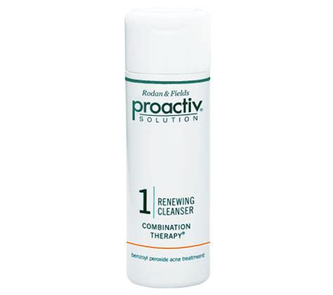 Inez Acne Care Toner Rc proactiv renewing cleanser 4 fl oz page 1 qvc