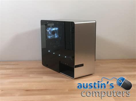 Tempered Glass Laptop aluminum tempered glass custom built desktop computer