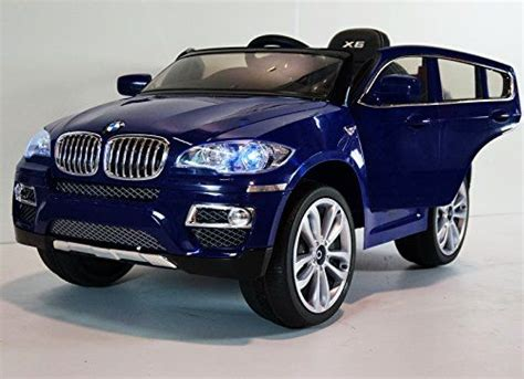 new 2015 licensed bmw x6 12v boy ride on power