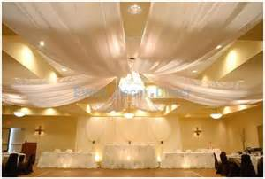 Sheer Curtains Behind Drapes Charleston Wedding Planner Draping Services Tanis J Events