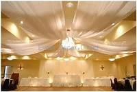 Ceiling Draping – Swoop