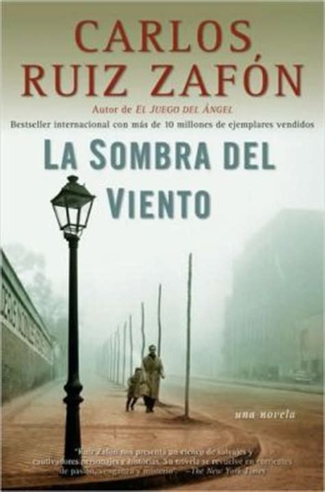 la sombra del viento b0064rax32 la sombra del viento the shadow of the wind by carlos ruiz zaf 243 n 9780307472595 paperback