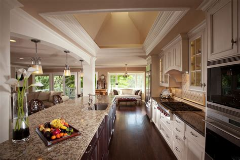 kitchen great room designs great room kitchen great room in monte serreno ideas