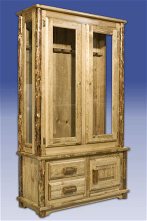 simple gun cabinet woodworking plans image mag