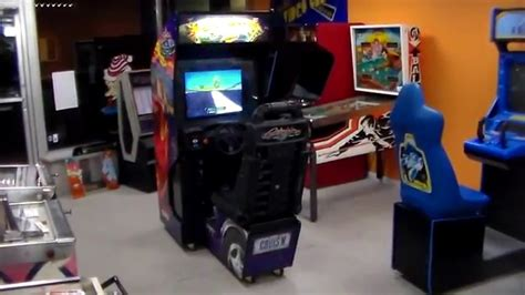 game console zelf maken cruis n exotica arcade game nintendo midway classic
