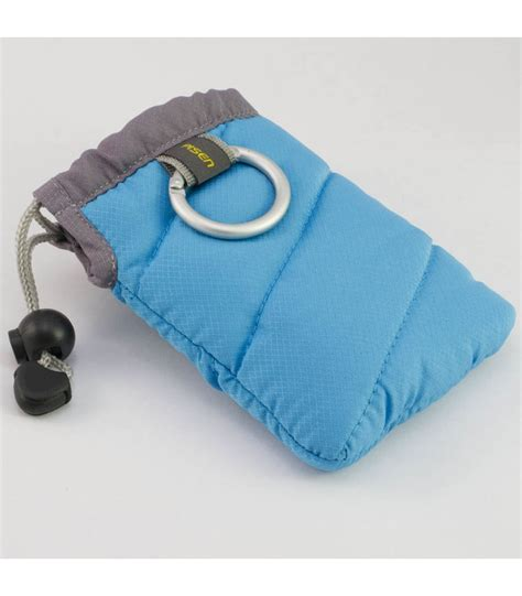 Blue Soft Bag blue soft padded bag by pisen clearance