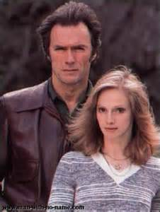 Sondra locke and clint eastwood children images amp pictures