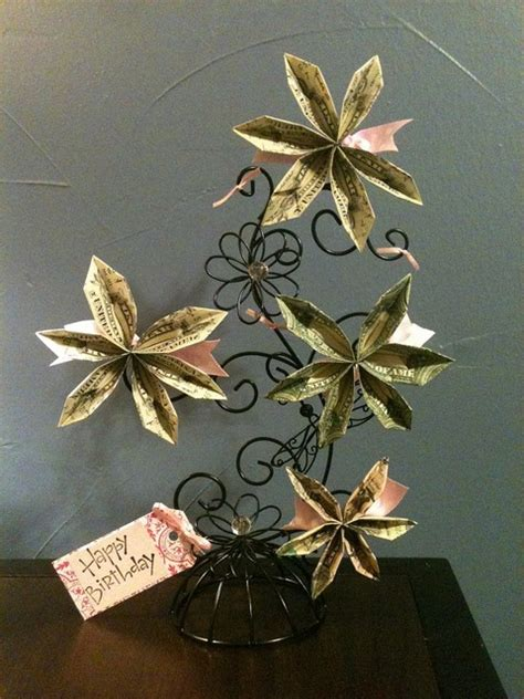 Origami Money Tree - 17 best images about bridal shower ideas on