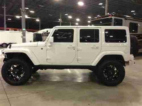 used jeep rubicon 4 door purchase used 2013 jeep wrangler unlimited rubicon sport