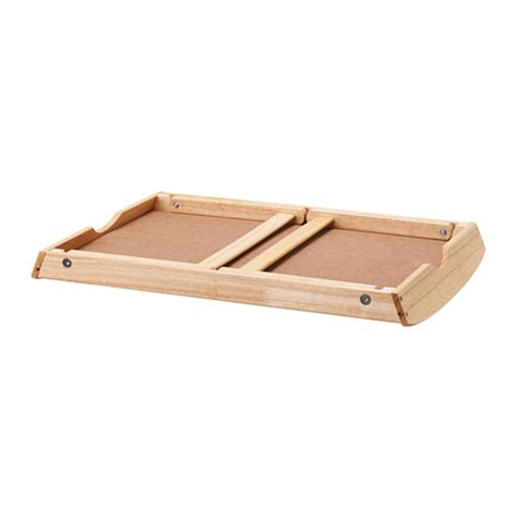 ikea bed tray djura bed tray rubberwood 58x38x25 cm ikea