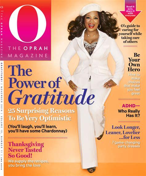 O Magazine Sweepstakes - free o the oprah magazine subscription myfreeproductsles com