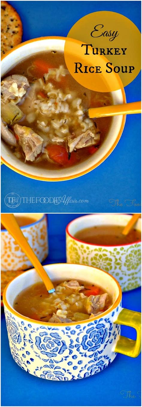 Pdf Soup Comforting Recipes by 1000 Ideas About Turkey Rice Soup On Rice