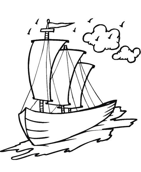 barco fantasma dibujo maestra de primaria medios de transporte acu 225 ticos para