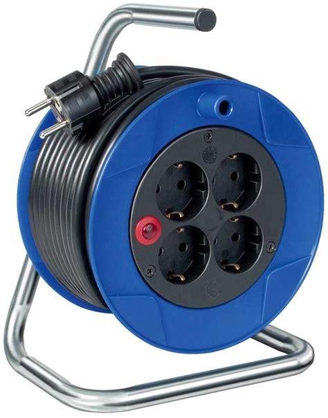 Brennenstuhl Kabel Roll 20 Meter compact cable reel black 15m h05vv f 3g1 5 brennenstuhl 174