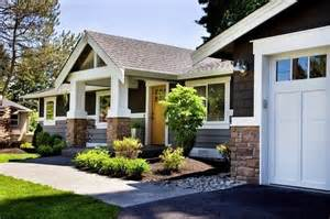 Rambler House by We Have A Decision Craftsman White Windows