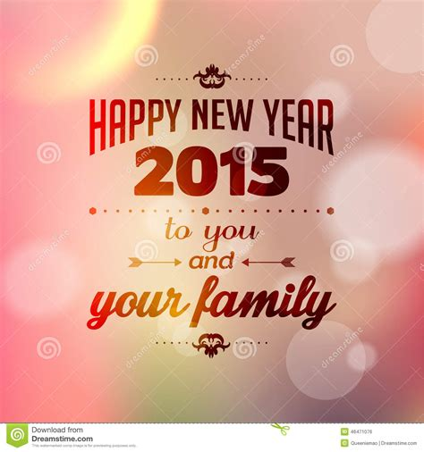 new year wishes vector happy new year greetings vector design stock illustration
