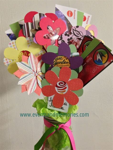 Gift Card Bouquet - 17 best images about administrative professionals day on pinterest thank you gifts