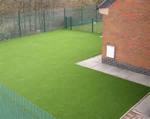artificial grass for school playground flooring study