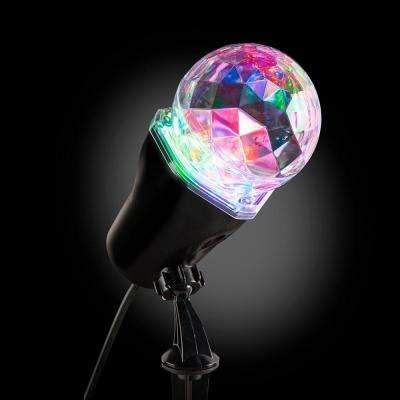 applights led projection snowflurry 49 programs stake light holiday projectors spotlights outdoor christmas