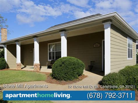 1 bedroom apartments in cartersville ga stone mill apartments cartersville ga apartments