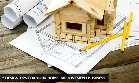 home improvement business plan exles home plan