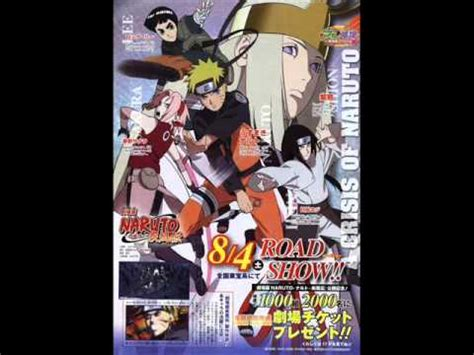 soundtrack sedih film naruto naruto shippuuden movie 1 soundtrack 01 response of