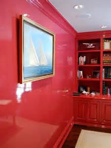 how to paint high gloss walls what we re loving lacquered walls