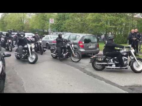 Motorrad Mc Berlin by Motorrad Korso F 252 R Steini Vice Des Vikings Mc Berlin