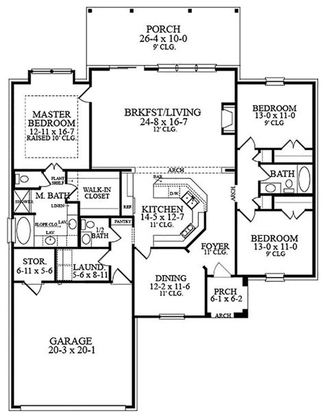larry james house plans house plan 1211 larry james associates inc