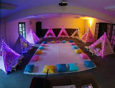 Sleepover Decorations by C Idea Or For A Sleepover Our Daily