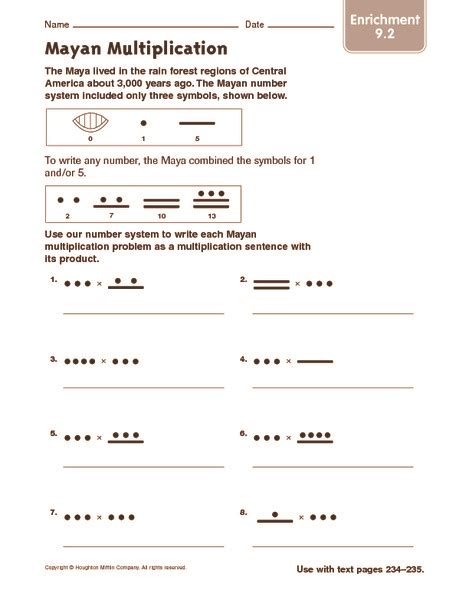 4th grade math enrichment worksheets enrichment math worksheets 4th grade math enrichment projects and common on pinterestlong