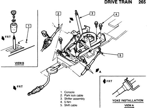 car engine manuals 1998 chevrolet camaro transmission control shifter cable third generation f body message boards
