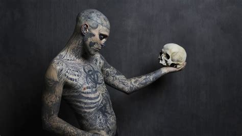 zombie boy tattoo from freakshow to culture icon boy inked