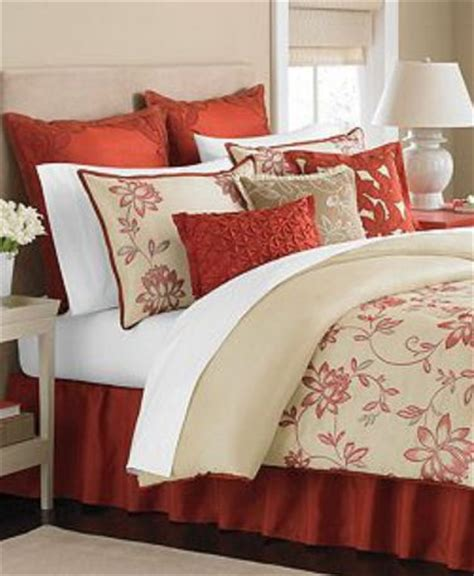 martha stewart 9 piece comforter set martha stewart flowering lotus light beige 9 piece king