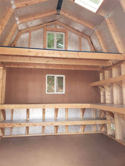 diy     ideal workshop tuff shed shed