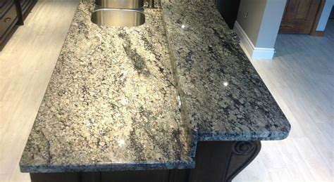 Kitchen Images With Island by Coral Gold Granite With 3 8 Radius Edge Profile