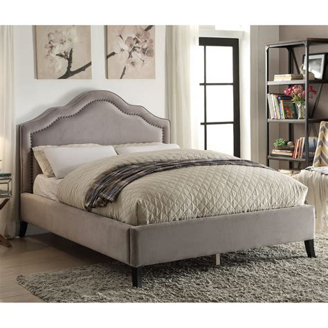 upholstered bed frame queen beds stunning upholstered platform bed queen tufted