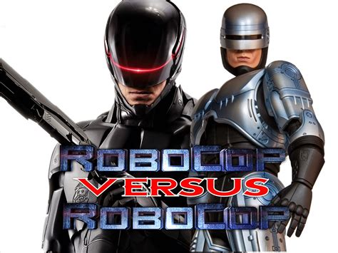 kaos robocop vintage 6 the robocop vs robocop pictures to pin on