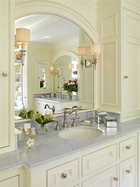 cream bathroom mirror cream bathroom vanity design ideas
