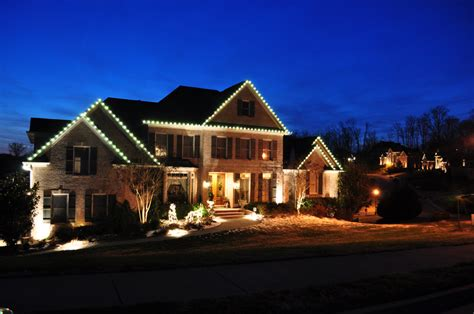 outdoor christmas lights snowflakes
