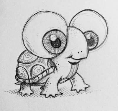 doodle draw fb 8 best images about turtle drawings on print