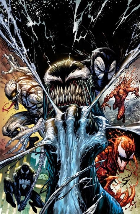 symbiote the peradon series books carnage and venom who is cooler and why symbiotes