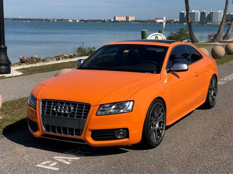 Audi S5 For Sale by 2011 Audi S5 Exclusive German Cars For Sale Blog