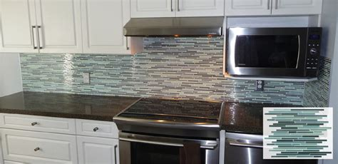 glass backsplash ideas kitchen contemporary with amazing