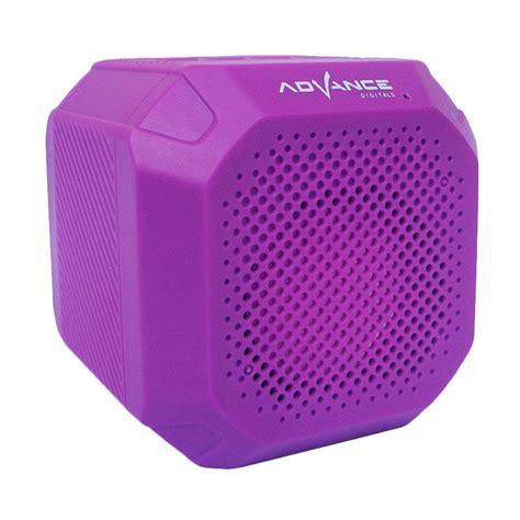 Portable Speaker Bluetooth Advance jual advance es010n portable mini bluetooth speaker ungu