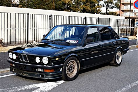 bmw 1983 5 series 1983 bmw alpina e28 b9 5 speed classic bmw 5