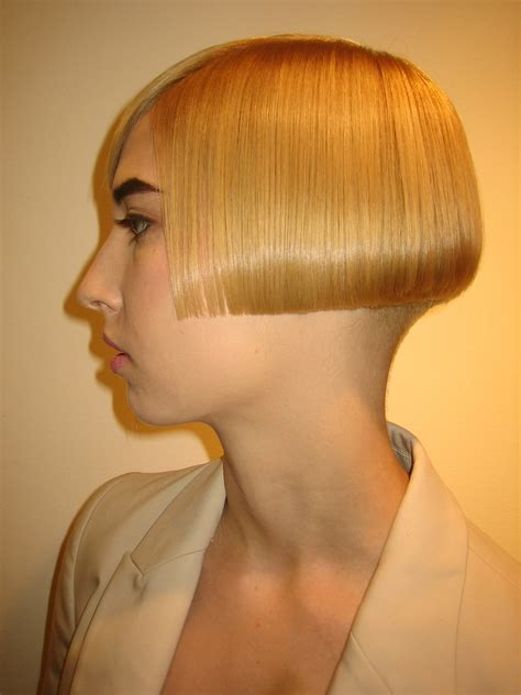 ear length bob hairstyles mode bobs clipper cut and short hair