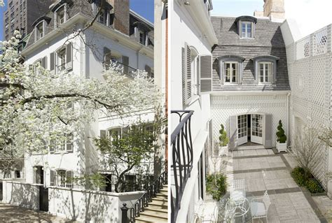 Bunny Mellon's Incredible Upper East Side Mansion Finds a
