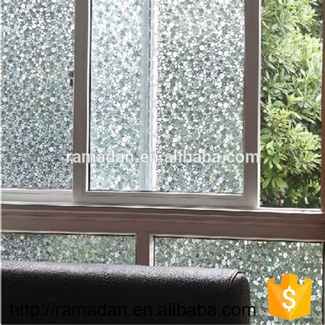 Bathroom Window Tint by Sale Privacy Frosted Static Window Tint No Glue