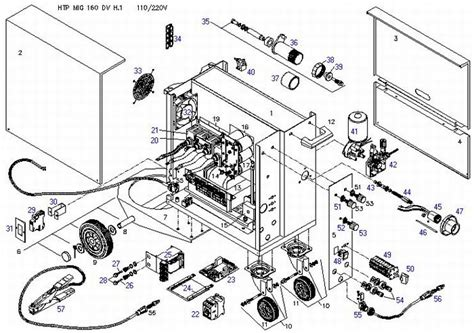 replacement parts for lincoln welders glamorous lincoln mig welder parts diagram photos best